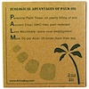 Aloha Bay, Palm Wax Candles, Tea Lights, Unscented, Cream, 12 Pack