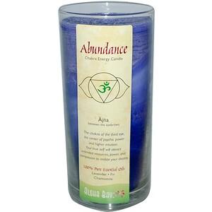 Алоха Бэй, Chakra Energy Candle, Abundance, 11 oz отзывы покупателей