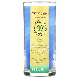 Aloha Bay, Chakra Energy Candle, Positive Energy, 11 oz