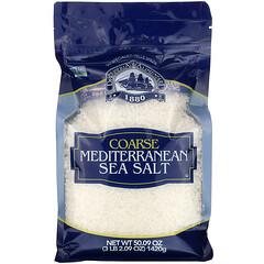 Drogheria & Alimentari, 粗糙地中海海鹽,50.09 盎司(1,420 克)