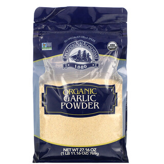 Drogheria & Alimentari, Organic Garlic Powder, 27.16 oz (769 g)