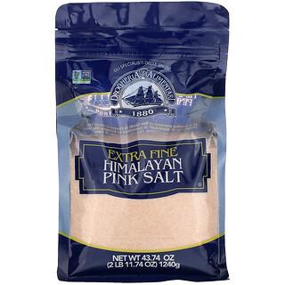 Drogheria & Alimentari, Extra Fine Himalayan Pink Salt, 43.74 oz (1,240 g)