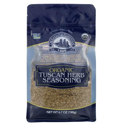 Drogheria & Alimentari Organic Tuscan Herb Seasoning, 6.7 oz (190 g)