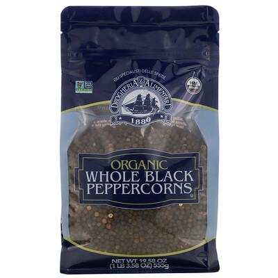 Купить Drogheria & Alimentari Organic Whole Black Peppercorns, 19.58 oz (555 g)