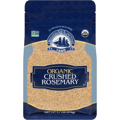 Купить Drogheria & Alimentari Organic Crushed Rosemary, 9.7 oz (274 g)