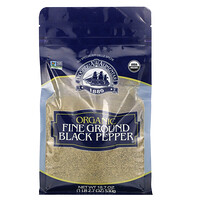 Drogheria & Alimentari, Organic Fine Ground Black Pepper, 18.7 oz (530 g)
