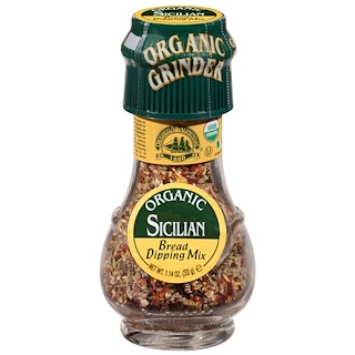 Drogheria & Alimentari, Organic Sicilian Seasoning, Bread Dipping Mix, 1.17 oz (33 g)