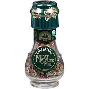 Дрогерия и Алиментари, Organic, Meat Supreme Mill, 0.88 oz (25 g) отзывы покупателей
