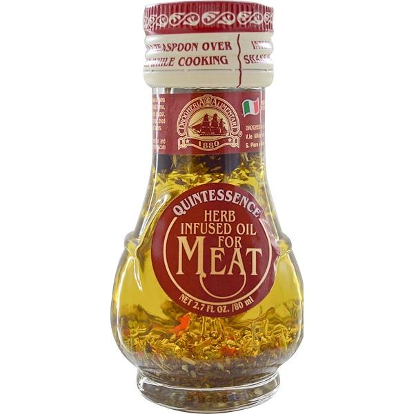 Drogheria & Alimentari, Herb Infused Oil for Meat, 2.7 fl oz (80 ml) (Discontinued Item)