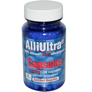 Allimax, AlliUltra Capsules, 360 mg, 30 Capsules