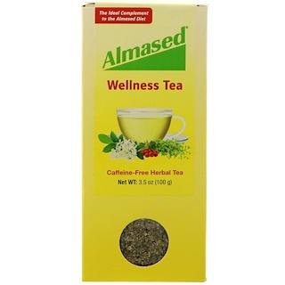 Almased USA, Té de bienestar, 3,5 oz (100 g)