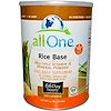 All One, Nutritech, Rice Base, Multiple Vitamin & Mineral Powder, Unflavored, 2.2 lbs (1000 g) (Discontinued Item)