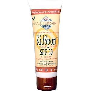 Ол Тирэйн, KidSport, Sunscreen, SPF 30, 1.0 fl oz (30 ml) отзывы