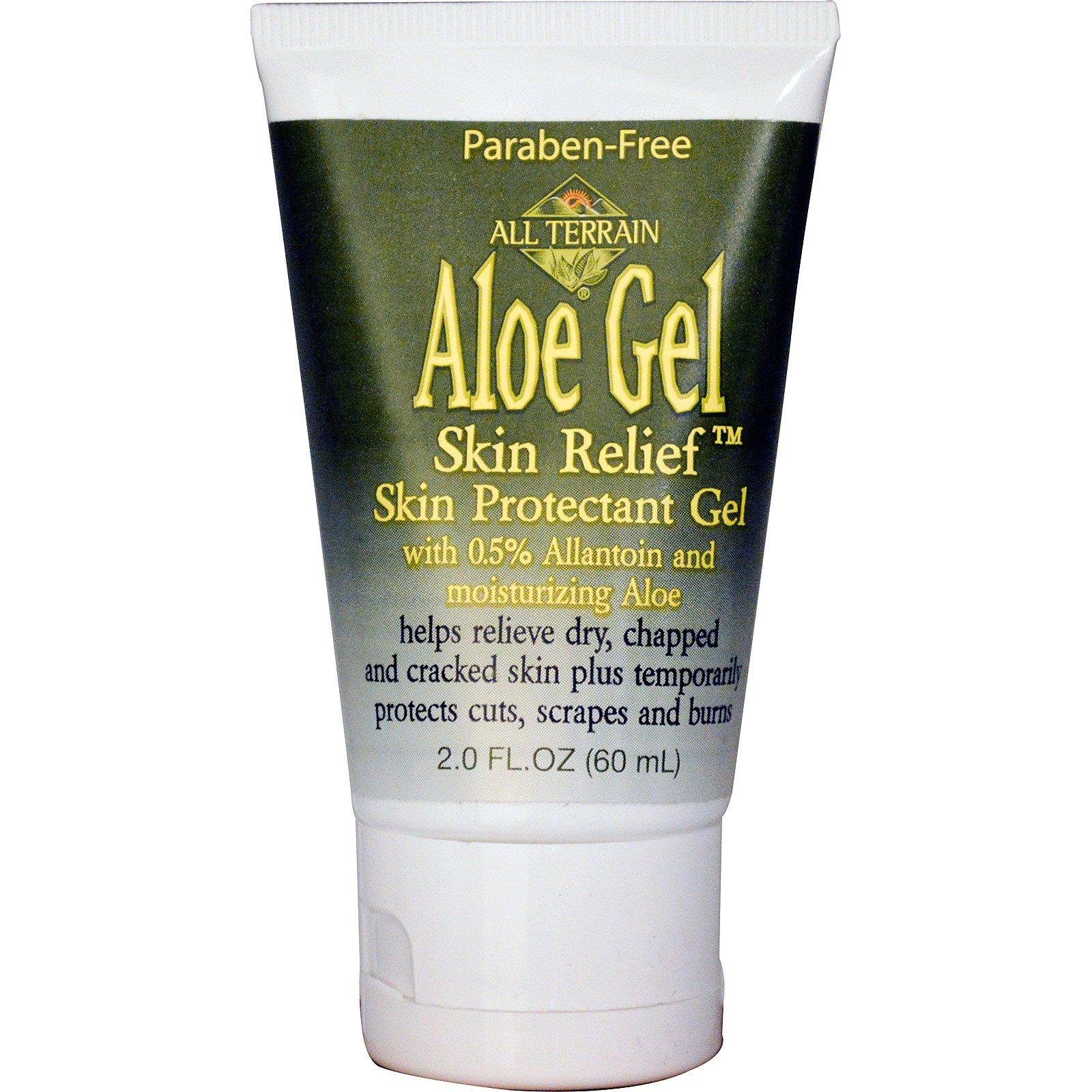 All Terrain, Защитный крем для кожи на базе алоэ, 60 мл (2,0 жидкие унции)