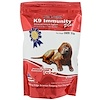 Aloha Medicinals Inc., K9 Immunity Plus, for Dogs Over 70 Lbs, Liver & Fish Flavored Chews, 90 Soft Chews