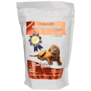 Aloha Medicinals Inc., K9 Immunity Plus, for Dogs, Liver & Fish Flavored Soft Chews, 90 Wafers