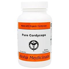 Aloha Medicinals Inc., Pure Cordyceps, 90 Capsules