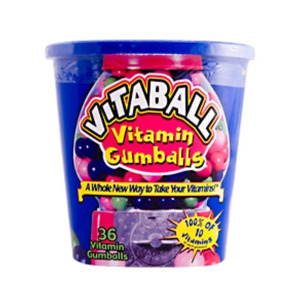 Estroven, Vitaball, Vitamin Gumballs, 36 Gumballs (Discontinued Item)