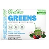 FEMME, Goddess Greens, Acai + Spirulina + Chlorella Super Food Mix, Berry Delicious, 0.35 oz (10 g)