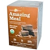 Amazing Grass, Amazing Meal, Chocolate Infusion, 10 Individual Packets, 32 g Each (Discontinued Item)