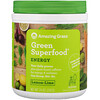 Amazing Grass, Green Superfood, Energy, Lemon Lime, 7.4 oz (210 g)