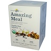 Amazing Grass, Amazing Meal, Vanilla Chai Infusion, 10 Individual Packets, 24 g Each (Discontinued Item)