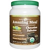 Amazing Grass, Amazing Meal, Chocolate Infusion, 35.8 oz (1.01 kg) (Discontinued Item)