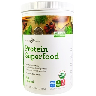 Amazing Grass, Organic Protein Superfood, The Original, 12.2 oz (348 g)