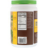 Amazing Grass, 유기농 단백질 & 케일 분말, 식물성, 스무드 초콜릿, 555g(19.6oz)