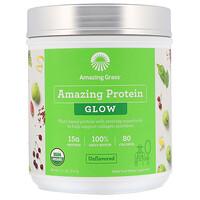 Amazing Grass, Amazing Protein, Glow, Unflavored, 11.1 oz (315 g)
