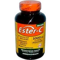 Эстер-C, 1000 мг, 120 растительных таблеток - фото