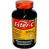 American Health, Ésteres C, 500 mg, 225 Tabletes Vegetais