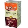 American Health, Ester-C with Cranberry & Immune Health Complex, 90 Veggie Tabs