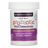 American Health, Probiotic KidChewables, Natural Grape Flavor, 5 Billion Live Culture, 30 Chewable Tablets