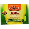 American Health, Ester-C Effervescent, Natural Lemon Lime Flavor, 1000 mg, 21 Packets, 0.35 oz (10 g) Each