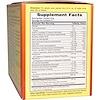 American Health, Vitamina C Efervescente, Sabor Natural de Laranja, 1000 mg, 21 Sachês, 0,35 oz (10 g) Cada