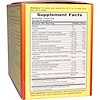 American Health, Ester-C Effervescent, Natural Orange Flavor, 1000 mg, 21 Packets, 0.35 oz (10 g) Each