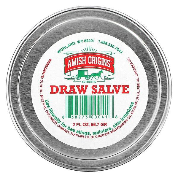 Draw Salve, 2 fl oz (56.7 gr)