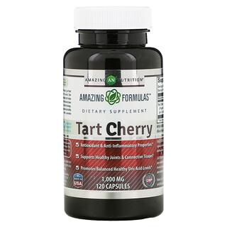 Amazing Nutrition, 타트 체리, 1000 mg, 캡슐 120정