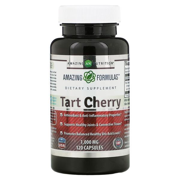 Tart Cherry, 1,000 mg, 120 Capsules