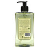 A La Maison de Provence, صابون Hand & Body السائل برائحة إكليل الجبل والنعناع، عبوة سعة 16.9 أونصة سائلة (500 مل)