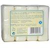 A La Maison de Provence, Hand & Body Bar Soap, Hypoallergenic Unscented, 4 Bars, 3.5 oz (100 g) Each (Discontinued Item)