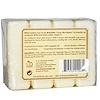 A La Maison de Provence, Hand & Body Bar Soap, Oat Milk, 4 Bars, 3.5 oz (100 g) Each