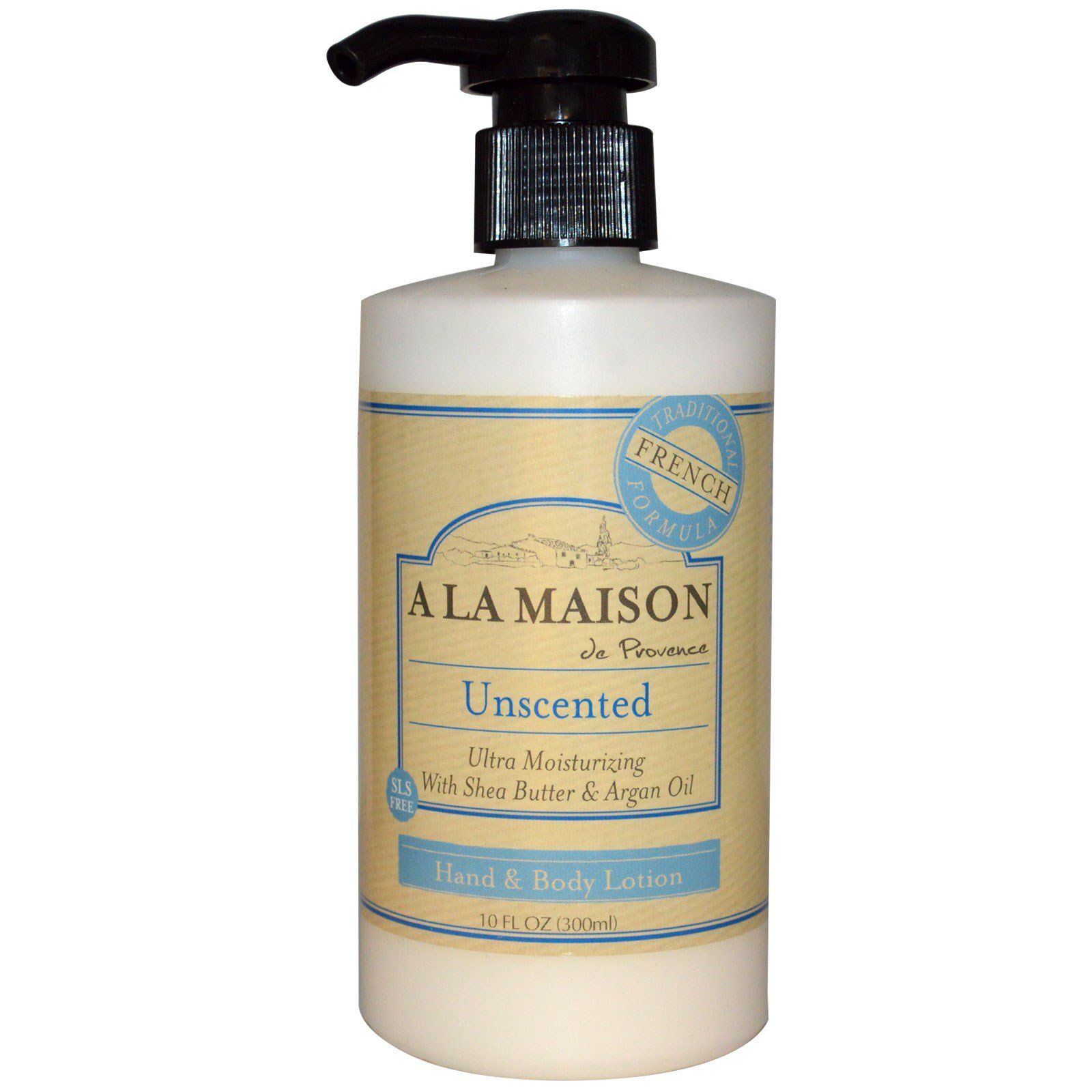 a la maison de provence hand body lotion unscented 10