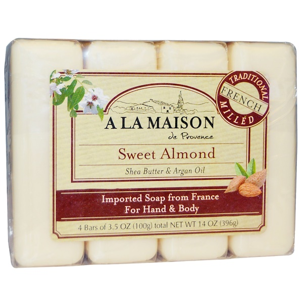A la maison de provence hand body bar soap sweet for A la maison de provence