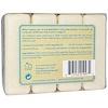 A La Maison de Provence, Jabón en barra para manos y cuerpo, Sal marina fresca, 4 barras, 3,5 oz cada una