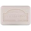 A La Maison de Provence, Hand & Body Bar Soap, Coconut Cream, 8.8 oz (250 g)