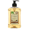 A La Maison de Provence, Hand & Body Liquid Soap, Pure Coconut, 16.9 fl oz (500 ml)