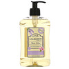 A La Maison de Provence, Hand & Body Liquid Soap, Rose Lilac, 16.9 fl oz (500 ml)