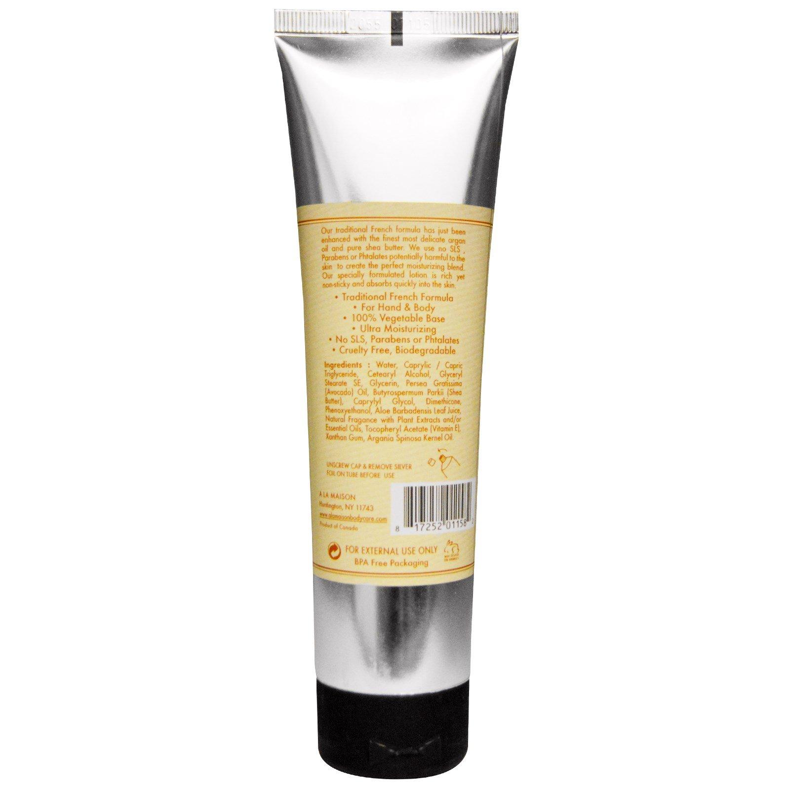 A la maison de provence hand body lotion coconut cream for A la maison de provence